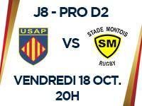 USAP/STADE MONTOIS RUGBY