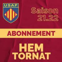 2021/2022 - ABONNEMENT